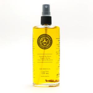 Aceite de oliva con trufas blancas 120ml