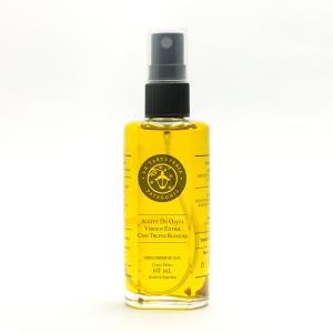 Aceite de oliva con trufas blancas 60ml